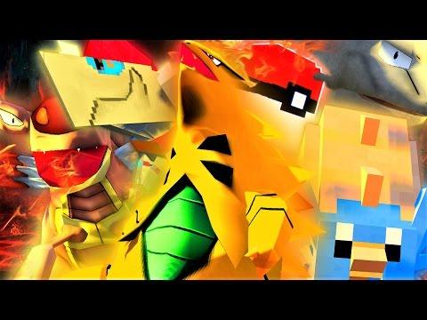Repeat Minecraft Pixelmon MEGA LUCKY BLOCK WORLD - BIG