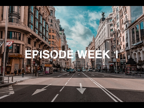 Ep. 1 Internship Madrid