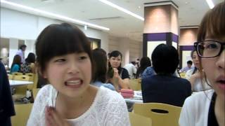 Kepsen Kepos Japan Vlog#6: Девушки из Тайваня запикапили русского парня в японской столовой.