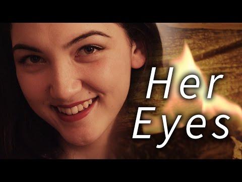 Her Eyes | Visual Poem