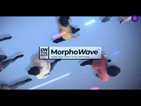 [On the move terminals] MorphoWave for border control