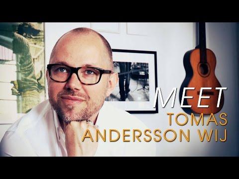 Tomas Andersson Wij - Interview (ILOVESWEDEN.NET)