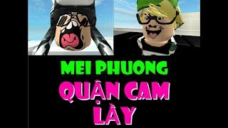 """{Lumber Gaming} ROBLOX MEI PHUONG QUẬN CAM & Lumber""""Lầyyy"""""""