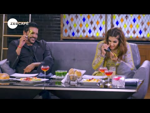 Café Shots | Buzzkill with Raveena Tandon | Not Just Supper Stars