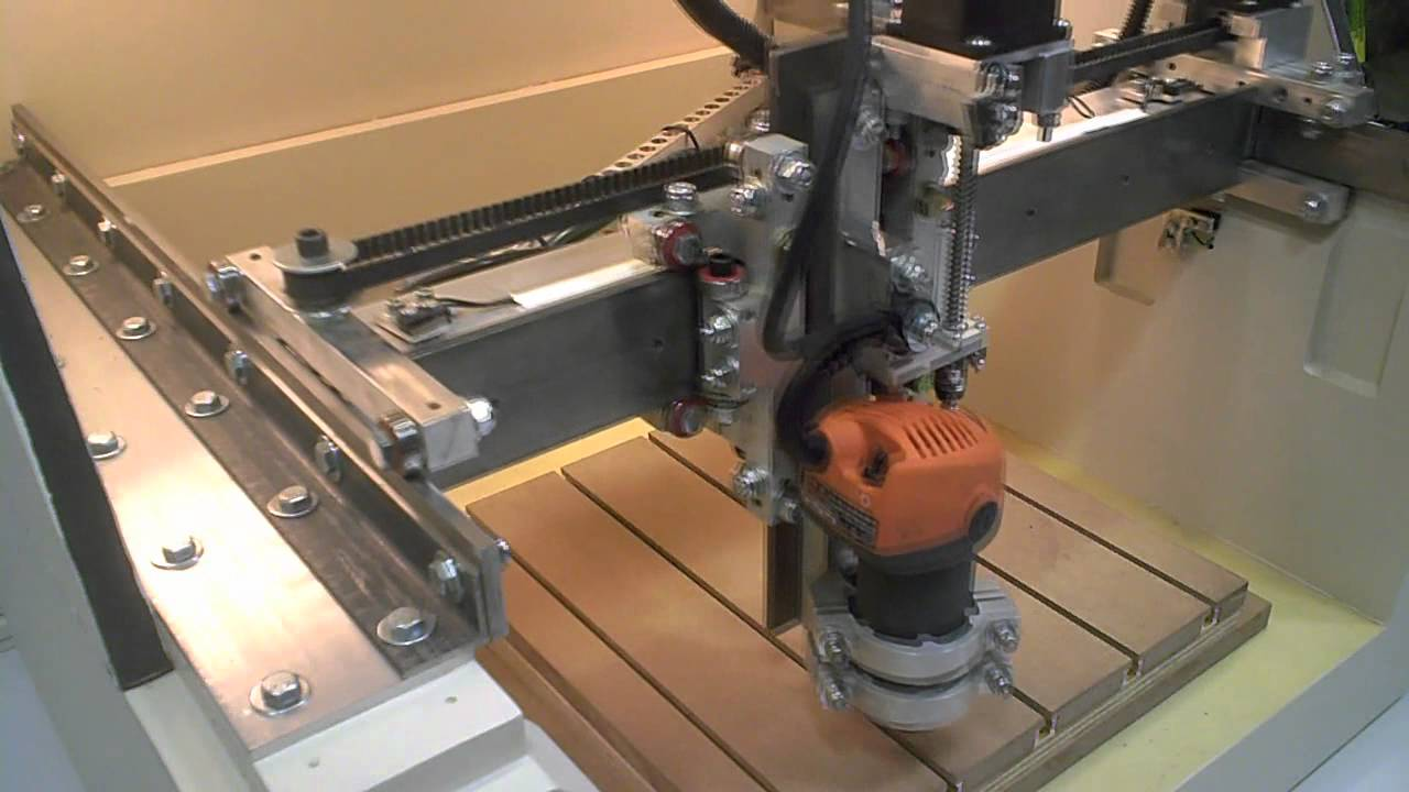 Momus Cnc Router Plans For Diy Bench Top 3 Axis Router