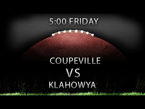 October 21st Game of the Week: Coupeville @ Klahowya