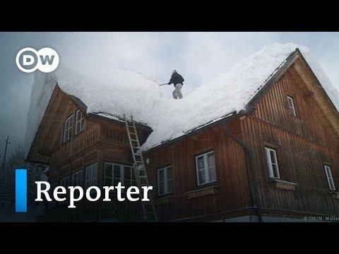 Schneechaos in den Alpen | DW Reporter