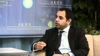 Fahad Al-Attiya, Qatar National Food Security Programme - Hub Culture Interview at GGCS3