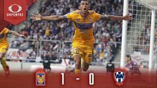 Resumen Tigres 1 - 0 Monterrey | Liga MX - Semifinal | Televisa Deportes