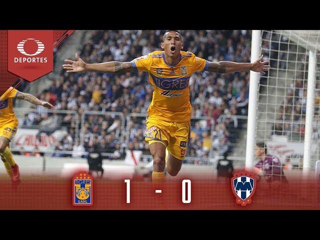 Resumen Tigres 1 - 0 Monterrey | Liga MX - Semifinal | Patrocinado por Corona