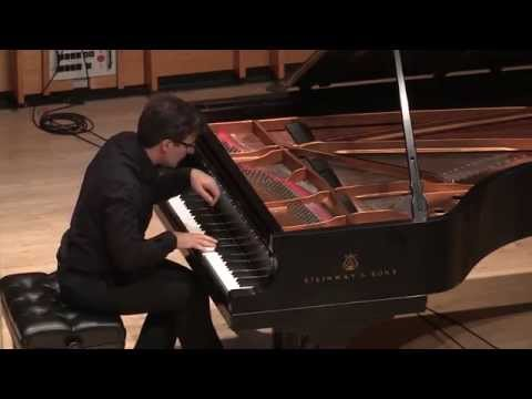 Pavel Timofeyevsky plays Scriabin Sonata no 2