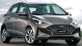 2020 Hyundai HB20 - Design and Features   Hatchback