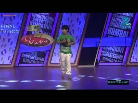 Faisal Khan in Final Auditions