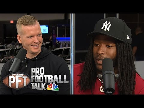 Alvin Kamara on Sean Payton's motivation tactics (FULL INTERVIEW) | Pro Football Talk | NBC Sports