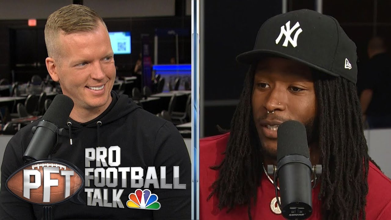 Alvin Kamara on Sean Payton's motivation tactics (FULL INTERVIEW) | Pro Football Talk | NBC Spo