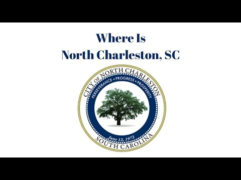 Where Is North Charleston SC