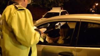 Acțiune în forță a polițiștilor în weekend. Șoferi prinși băuți și drogați la volan