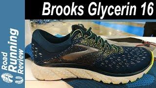Brooks Glycerin 16 | Mayor amortiguación, y más blanda.