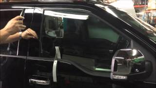 How to Unlock A Car: Ford F150
