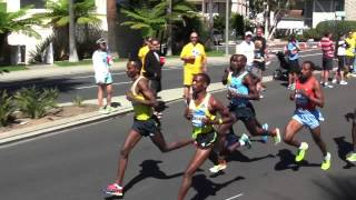 Bernard Lagat Breaks American 5K Record At Carlsbad 5000