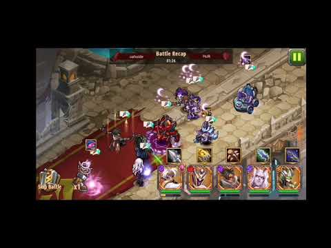 MAGIC RUSH HEROES - UNBELIEVABLE VICTORY