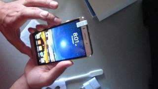 розпаковка посилки ALIExpress смартфона XGODY Y20