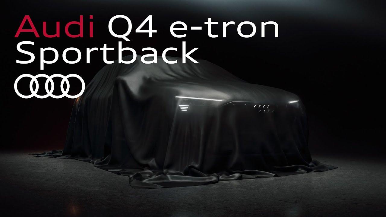Best SUV 2020 Audi Q4 e-tron Sportback - YouTube
