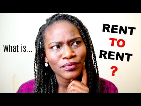 What is Rent to Rent? | Property Investment Strategies