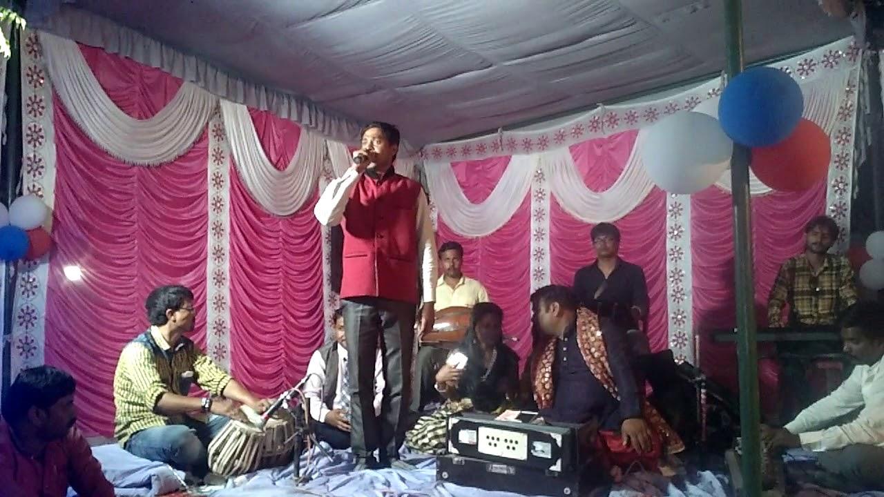 Aaja Tujhko Pukare Mere Geet Singer Sharda Prasad Youtube