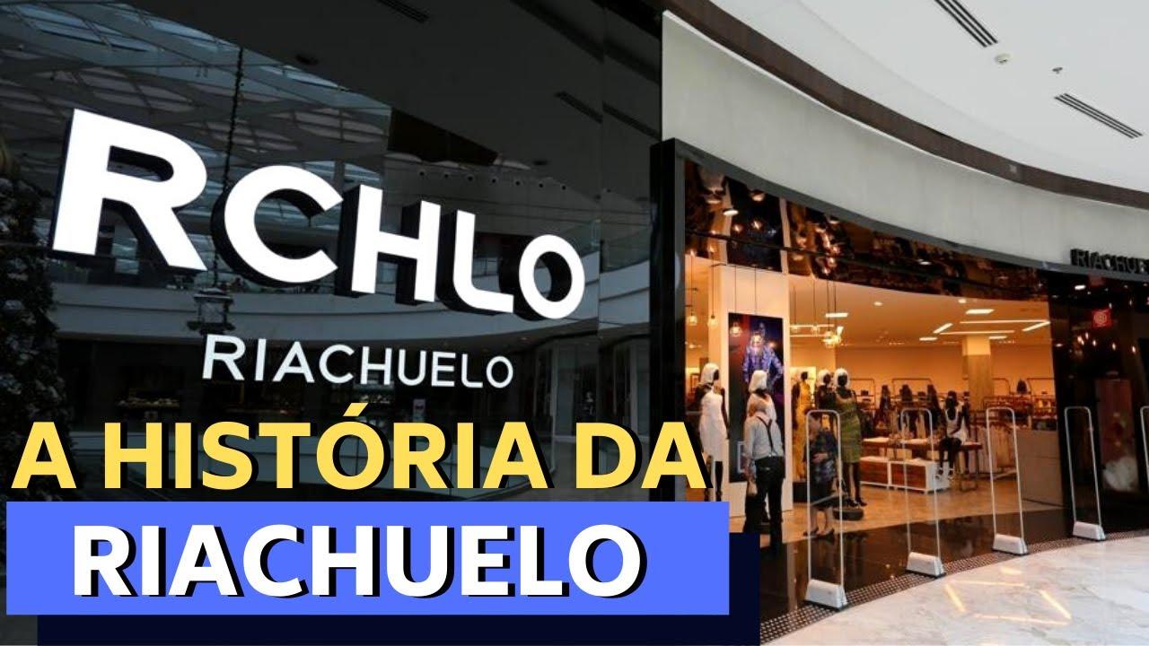 A HISTÓRIA DA RIACHUELO - E DE NEVALDO ROCHA