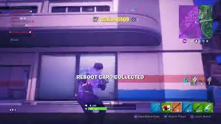 Fortnite late in the evening (use code PLATINUM-STAR-YT)