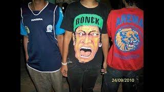 Bonek Arema Bersatu Di Stadion Bayuangga Probolinggo