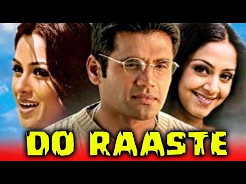 Do Raaste (2001) Full Hindi Movie | Sunil Shetty, Shaam, Simran, Jyothika, Moonmoon Sen, Vivek