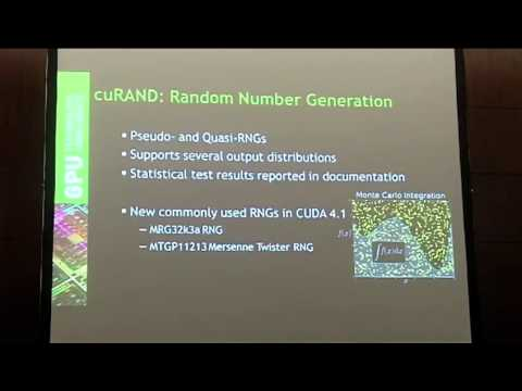 GPU Computing: Past, Present & Future