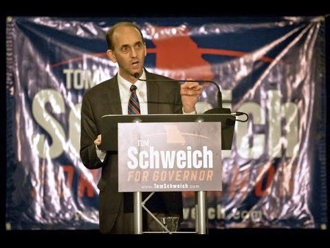 Tom Schweich Announces His Candidacy for Governor of Missouri
