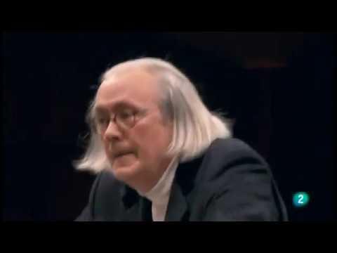 F.J.HAYDN Symphony N. 95. OSCRTVE. Kees Bakels, conductor. Javier Albarés, cello (Solo in menuetto)