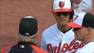 MLB 2014 June Ejections