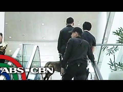 NAIA foiled bomb attack an 'isolated incident'