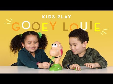 Kids Play Gooey Louie | Kids Play | HiHo Kids