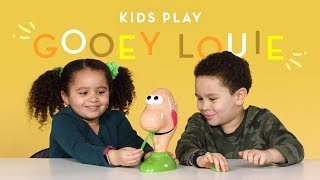 Kids Play Gooey Louie | Kids Play | HiHo Kids