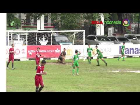 Highlight Liga KG Panasonic U-14 2016/2017 Pekan ke-11 Bagian ke-1