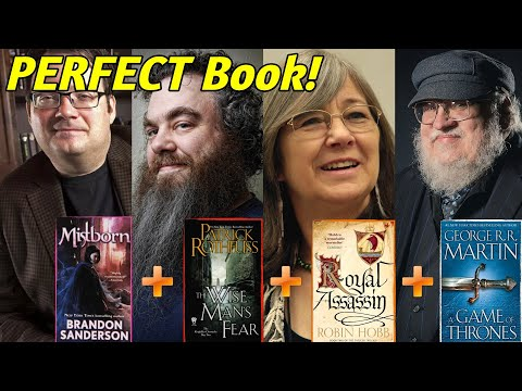 Crafting The PERFECT Fantasy Book!