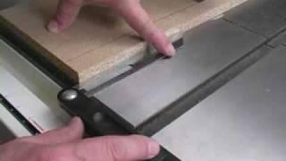 Correcting Bandsaw Blade Drift