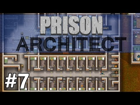 Prison Architect - Down in the Hole - PART #7
