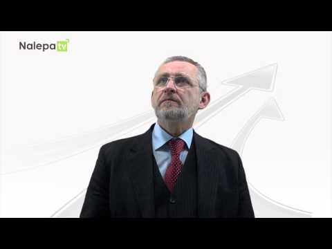Nalepa TV Biznes; 6# Biznesowe talenty wg. Gallupa; omawia Kazimierz F. Nalepa