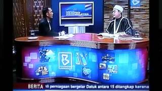 Ustaz Abu Syafiq Jawab Ustaz Zahazan - Kenyataan Hina Nabi.