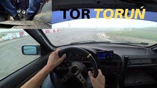 GDZIE SIĘ ŚCIGAĆ?  TOR TORUŃ #1-ONBOARD BMW E36 328