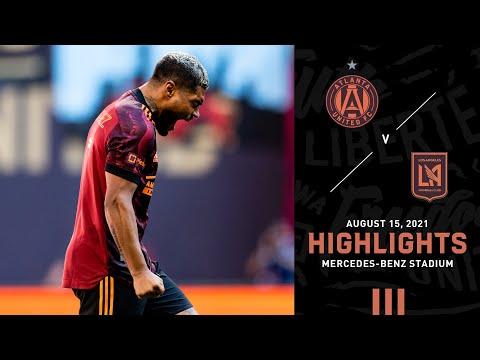 Atlanta United Los Angeles FC Goals And Highlights