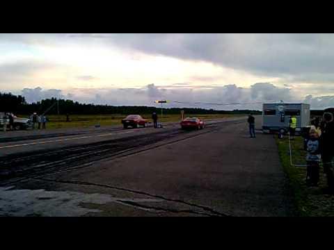 Manta A Turbo vs. Corvette C4