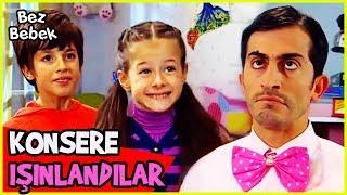 ŞOKER, POMPİRİKYA VE EMRE'Yİ KONSERE IŞINLADI! - Bez Bebek 78. Bölüm